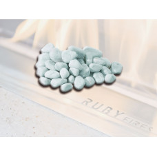 Ruby Fires dekoratīvie akmeņi